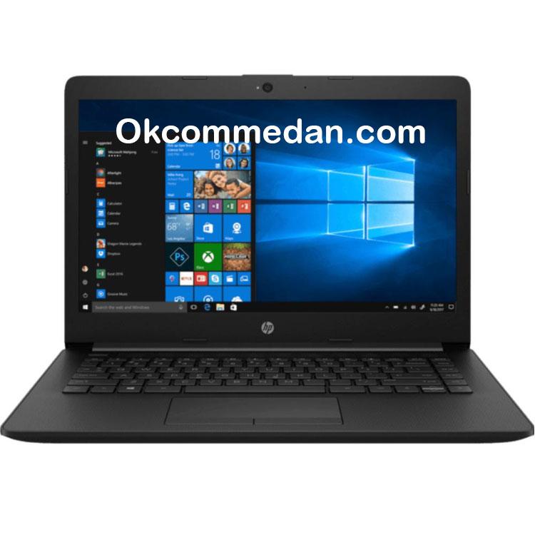 Jual HP14-CK0006tx Laptop intel core i3 7020u VGA
