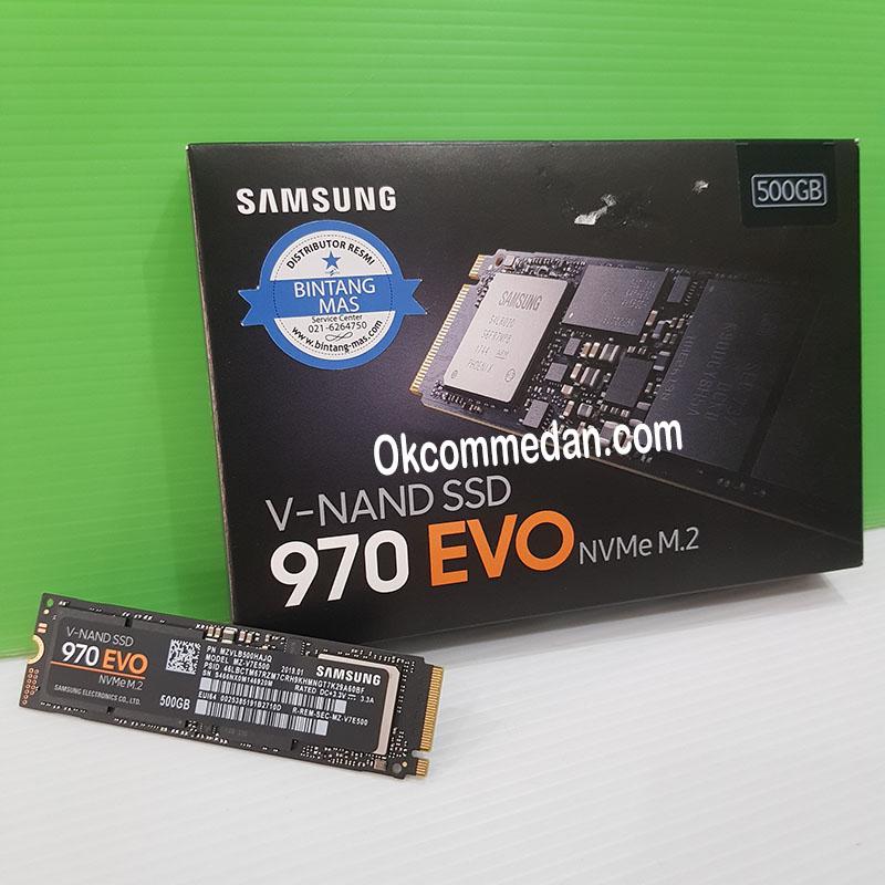 Samsung SSD 970 Evo NVME M.2 500 Gb