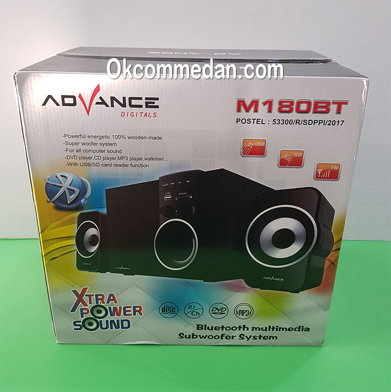 Advance M180bt Speaker Bluetooth