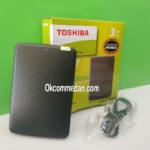 Harddisk External Toshiba Canvio basic 3 tera