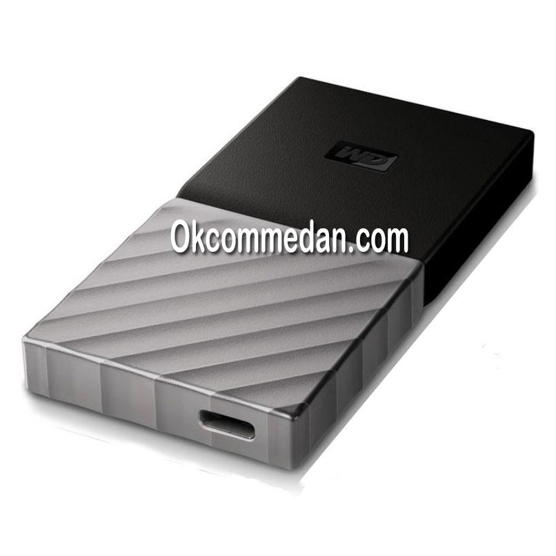 SSD External WD My Passport 512 Gb bergaransi