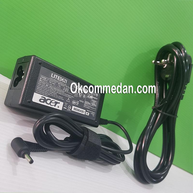 Adaptor untuk laptop Acer 19v 2.37a Konektor 3 x 1.1 mm