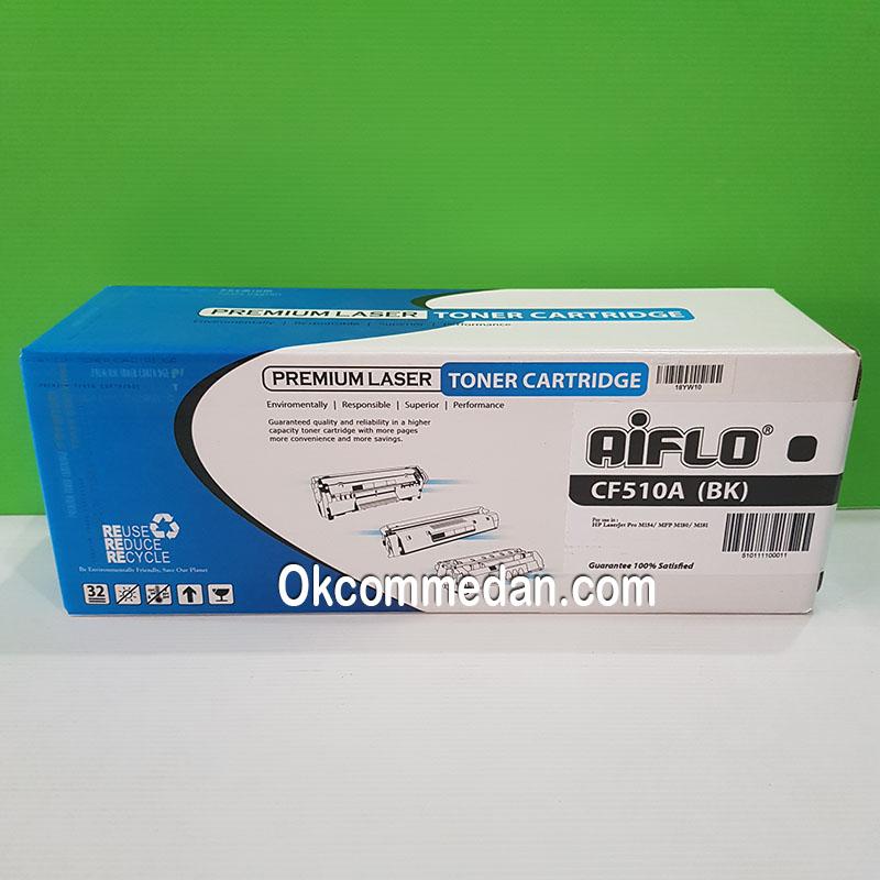 Aiflo Toner Catridge Kompatibel untuk HP204a Black