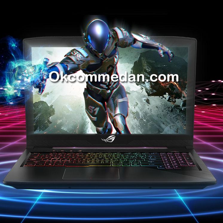 Asus GL503-En129t Laptop Intel Core i7 8750h SSD
