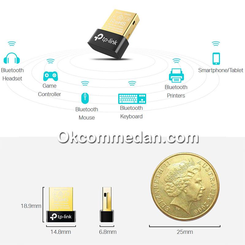 Harga Tplink UB400 Nano USB Bluetooth Adapter