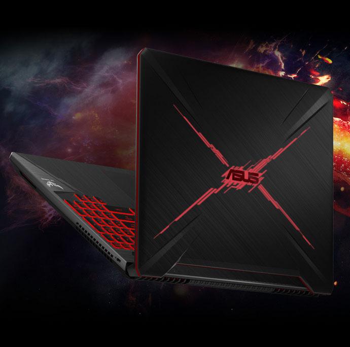 Laptop Asus Fx505Gd Intel Core i7 8750h VGA