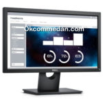 Dell E2016H Led Monitor 19.5 inchi Display port dan VGA
