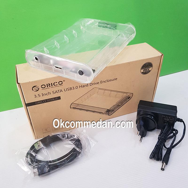 Orico Enclosure Harddisk  3139U3  3.5 inchi
