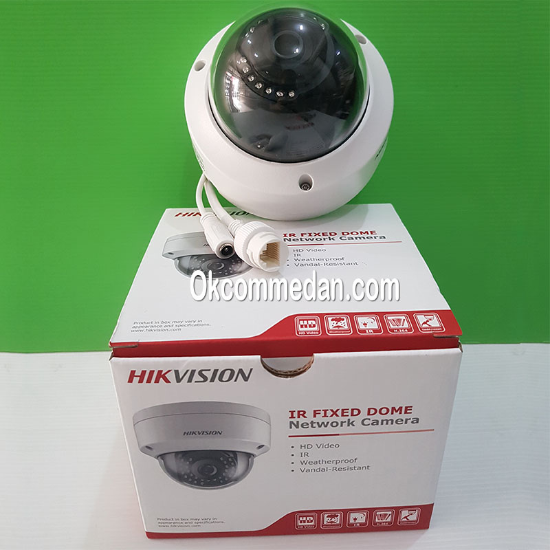 Hikvision Network Dome camera 2 MP ( DS-2CD1121 )