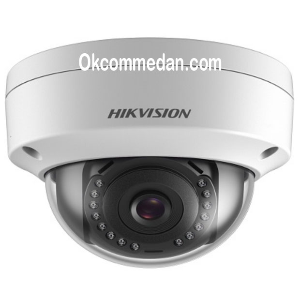 Hikvision Fixed Dome Network camera 2 MP ( DS-2CD1121 )