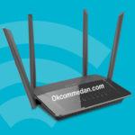 Dlink Wireless Router Dir 822  Dual band