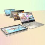 HP Pavilion x360 14-Dh0035tx Laptop intel core i3 8145u