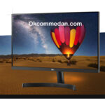 LG 24MK600M-B LED Monitor 23.8 inchi