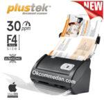 Scanner Plustek Ps388u ADF