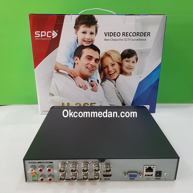 UVR SPC 8 Channel 5 mega pixel (SPC-UVR7TF08H-D586)