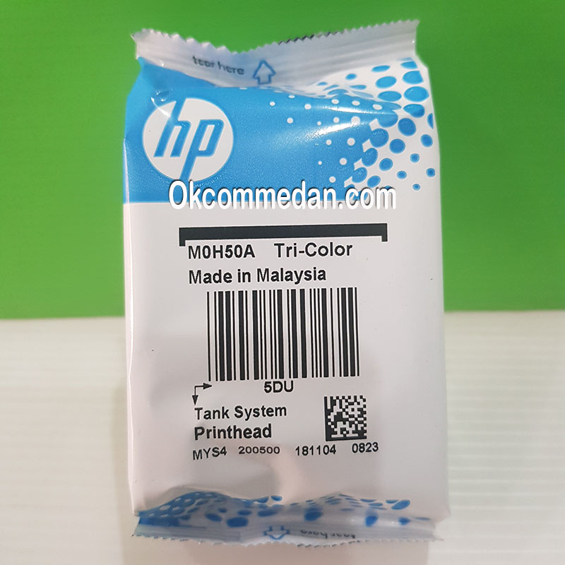 Printer Head Tricolor HP Inktank 115