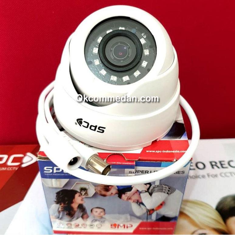 SPC Camera CCTV Indoor 5 Mp (SPC UVC60D68-5MP)