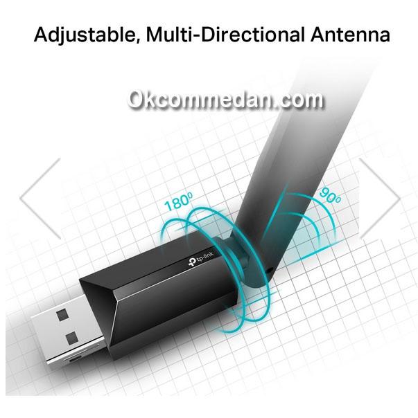 Tplink Archer T2u Plus Wireless USB Adapter Dual band