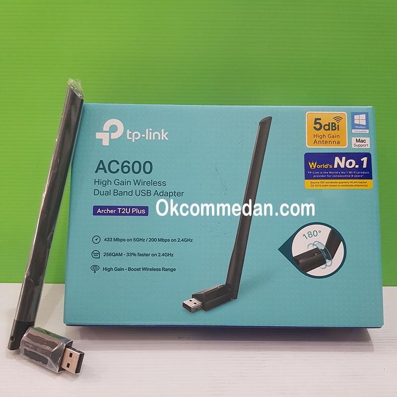 Tplink Archer T2u Plus USB Wireless Adapter Dual Band