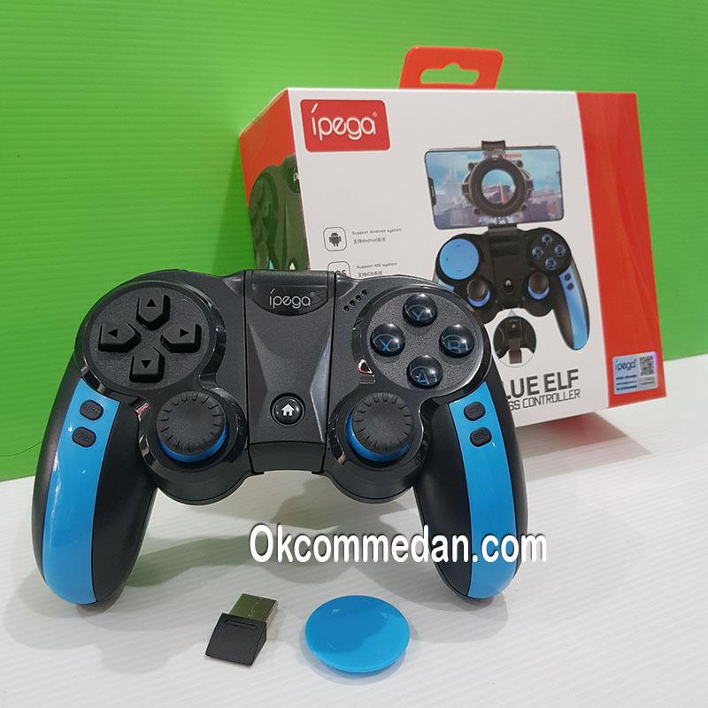iPega PG 9090 Bluetooth dan Wireless USB Gamepad