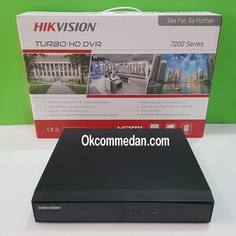 DVR Hikvision 8 Channel (DS-7208HGHI-F1/N)