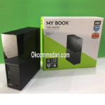 WD My book 4 TB (WDBBGB0040HBK) HDD External 3.5″