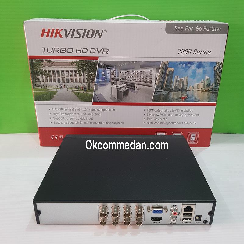 Jual DVR Hikvision 8 Channel (DS-7208HGHI-F1/N)