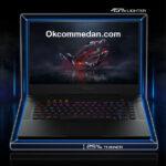 Laptop Asus ROG Zephyrus M Gu502-i7661t Intel Core i7 9750h