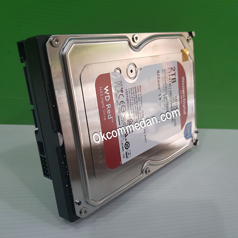 Jual WD Red 2 TB Harddisk ( WD20EFAX )