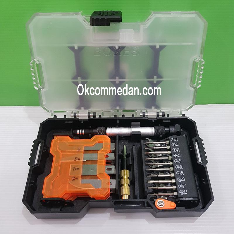 Jakemy Multifungsional Tool Set JM-8158 32 in 1