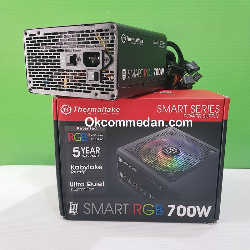 Jual Power Supply Thermaltake Smart RGB 700 watt