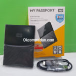 WD Harddisk Eksternal My Passport 1 TB