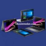 Asus Vivobook Flip TP412fa Laptop Intel Core i3 8145u