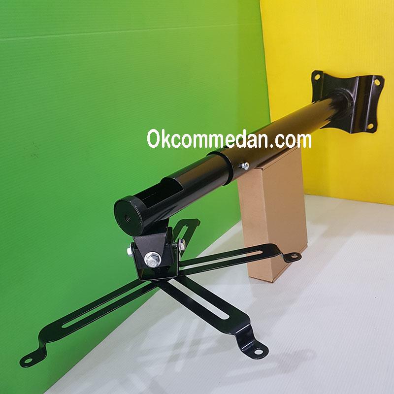 Bracket Projektor Model Samping Untuk Dinding kiri atau Kanan