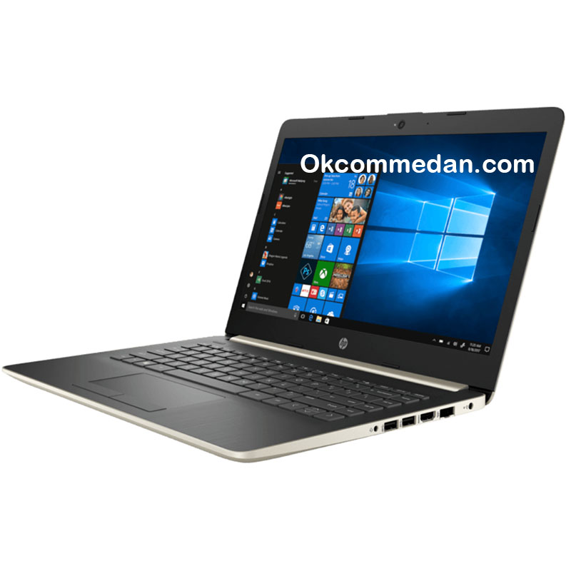 HP Notebook 14s-Cf1047tu Intel Celeron N4205u