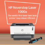 HP Printer Neverstop Laser 1000a