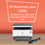 HP Printer Neverstop Laser 1200a ( Print Scan Copy )