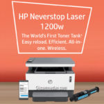 HP Printer Neverstop Laser 1200w