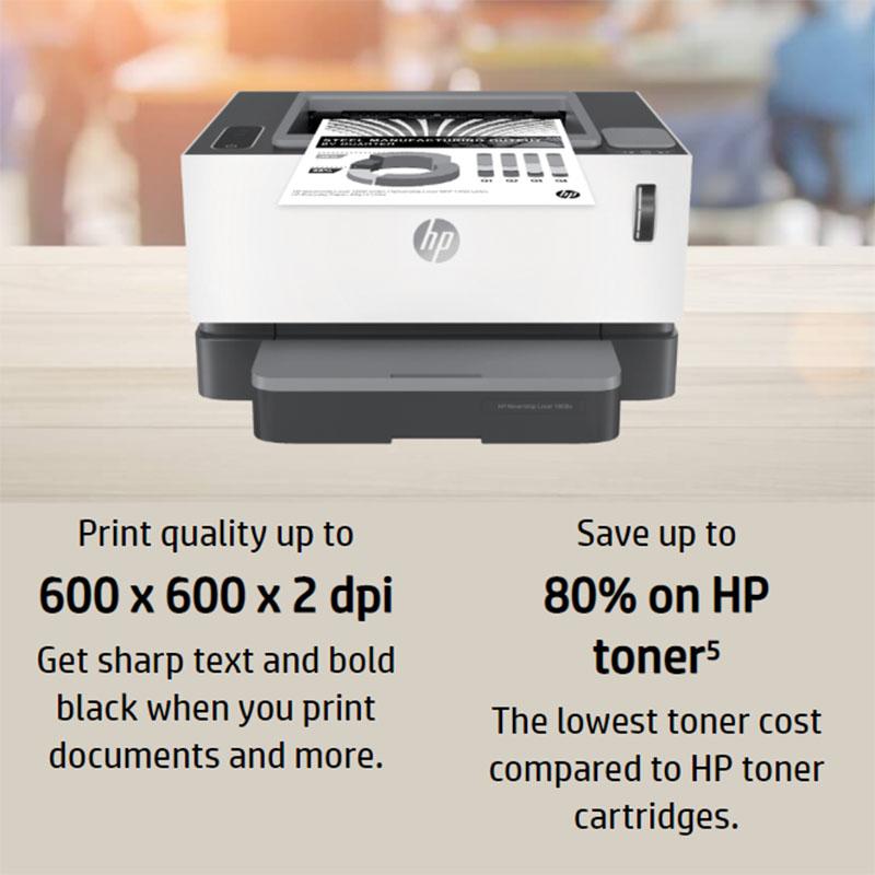 Harga HP Printer Neverstop Laser 1000w