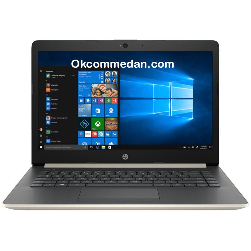 Jual HP Notebook 14s-Cf1047tu Intel Celeron N4205u
