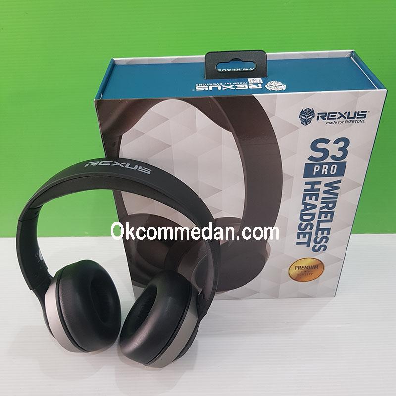 Rexus Headset Bluetooth S3 Pro