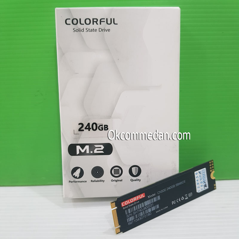 Colorful SSD 240 Gb M,2 CN500