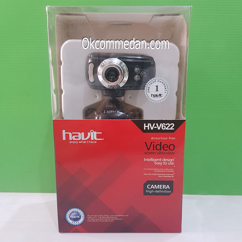 Havit webcam HV-V622