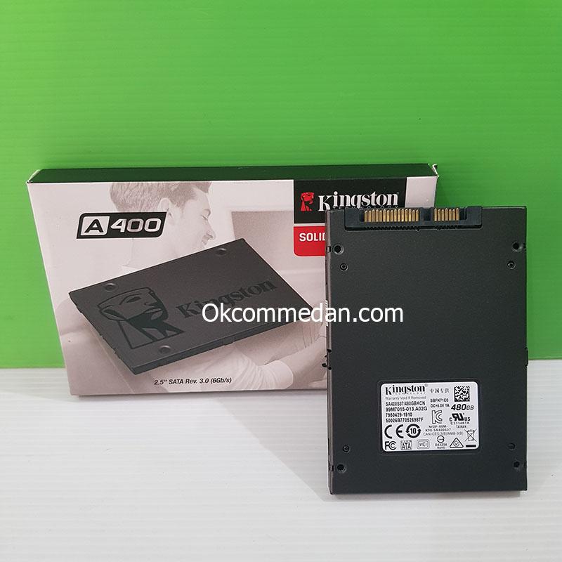 Jual SSD Kingston SA400 480 Gb