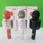 WSTER WS-858 Microphone Wireless Bluetooth