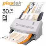 Scanner Plustek PS396 Plus