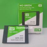 SSD WD Green 480 Gb ( WDS480G2G0A )