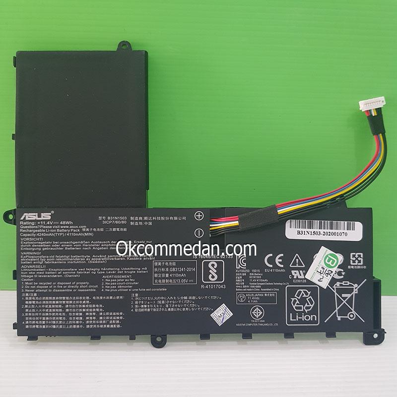 Baterai Untuk Notebook Asus E202