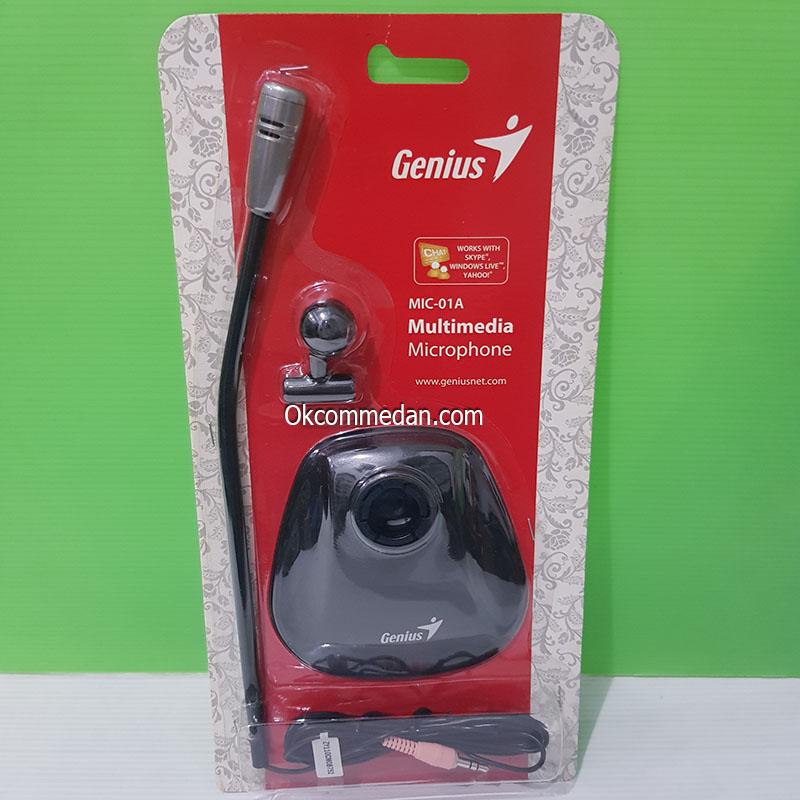 Genius Microphone Multimedia MIC-01A