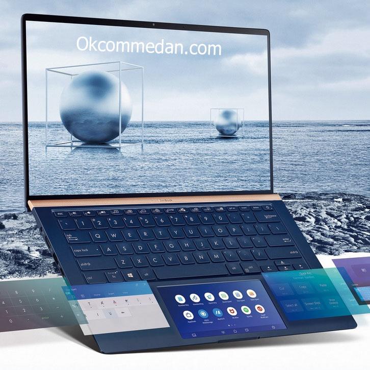 Harga Laptop Asus Zenbook Ux434Fac Intel Core i5 10210u